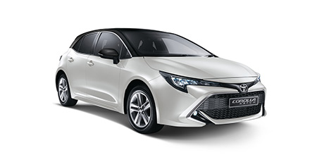 Passenger Corolla Hatch 1.2T XR CVT Bi-Tone