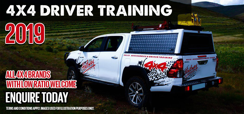 2019 Free 4x4 Driver Training