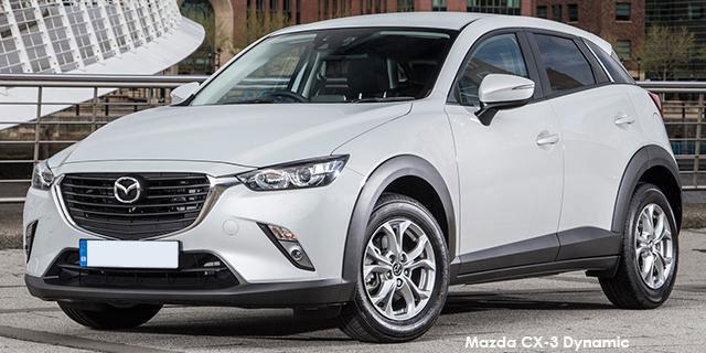 MazdaCX-3