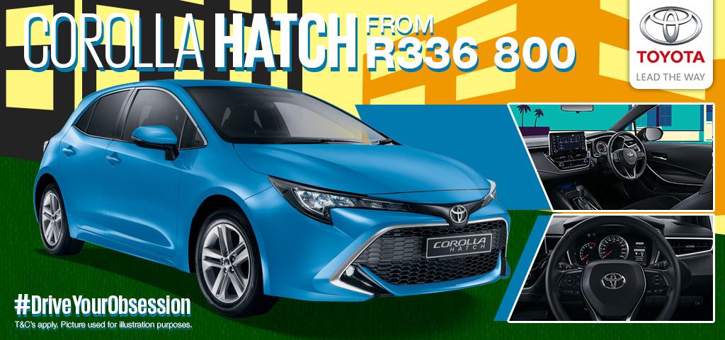 Toyota Corolla Hatch