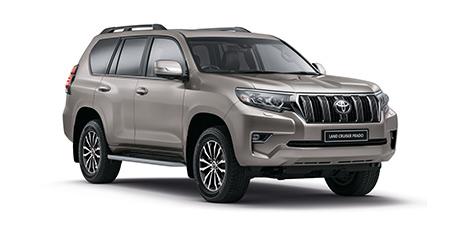 SUV Land Cruiser Prado 2.8L Diesel VX-L