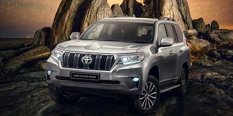SUV Land Cruiser Prado 4.0L Petrol VX-L