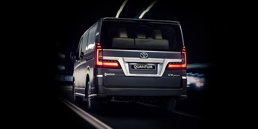 Commercial New Generation Quantum 2.8 LWB VX Bus 6-s
