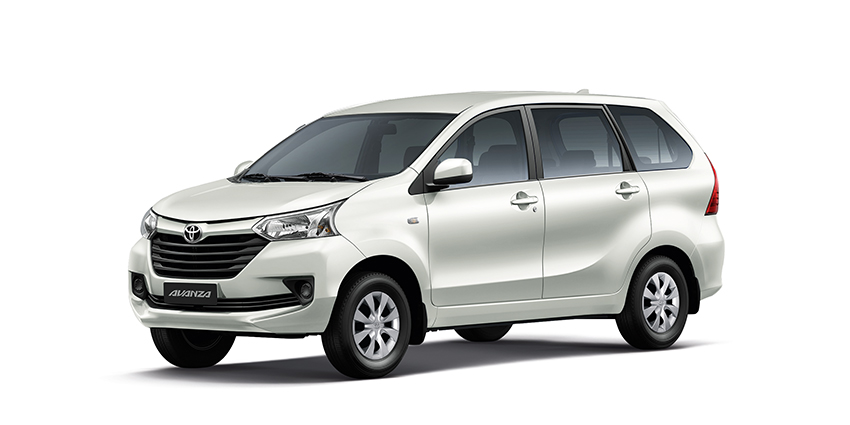 Commercial Avanza 1.5 SX 5MT