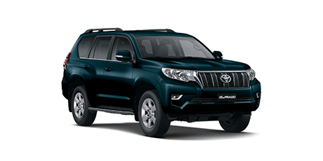 SUV Land Cruiser Prado TX 3.0 D 5AT