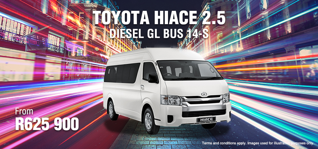 Toyota Hiace 25