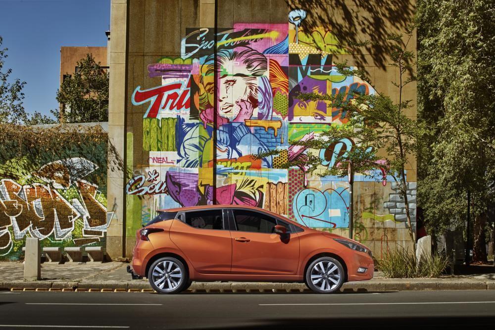 Nissan's Radical City Makeover