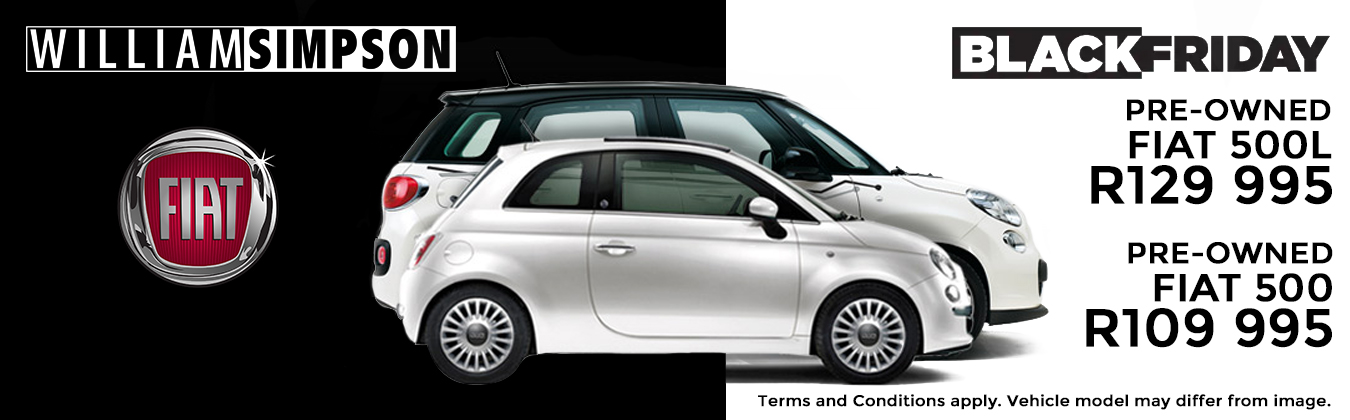 New stock of pre-owned Fiat 500 and 500L