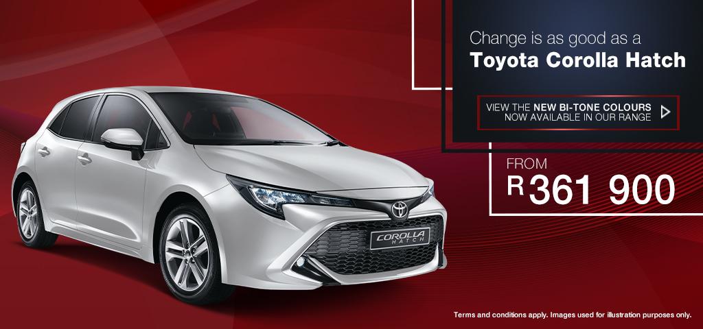 All New Corolla Hatch   21/02/2020