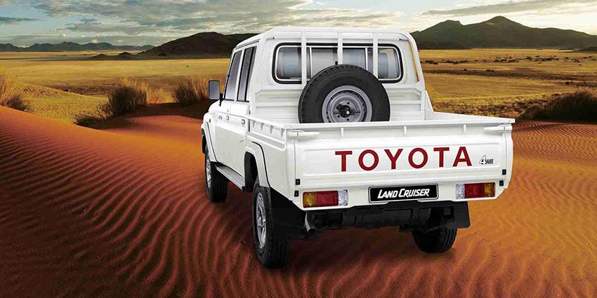 SUV Land Cruiser 79 P/U 4.0 S/C