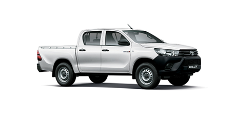 Commercial Hilux DC 2.8GD-6 4X4 RAIDER AT