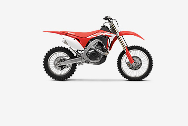 Honda Bike Enduro CRF450RX