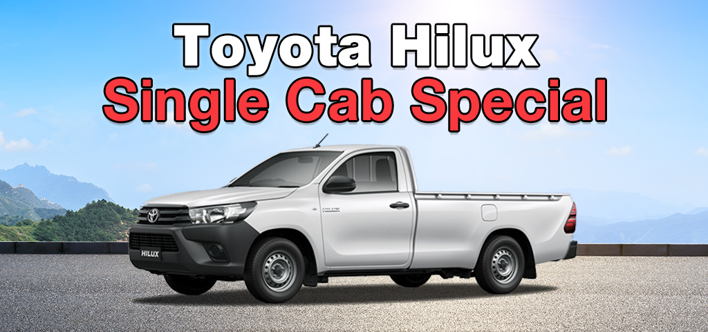 Toyota Hilux Single Cab Special