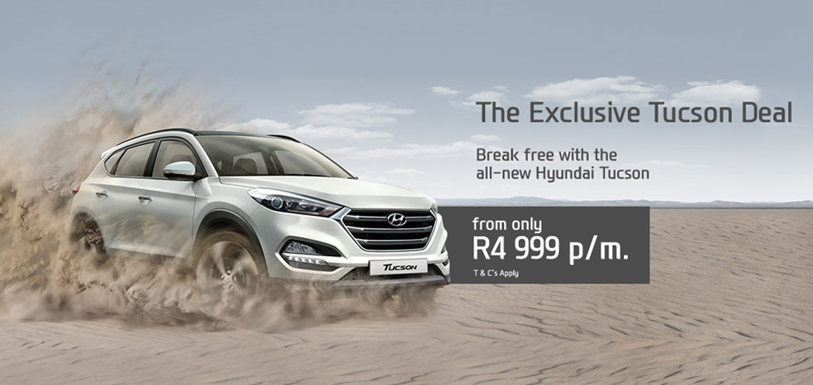 Eastvaal Motor City Hyundai Specials