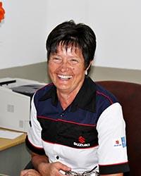 Gina Potgieter