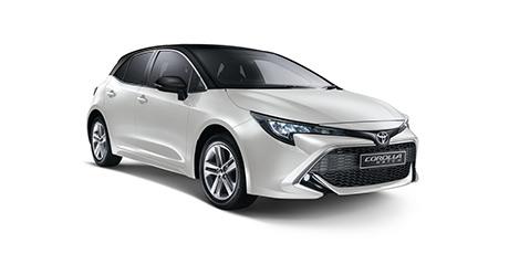 Passenger Corolla Hatch 1.2T XS CVT Bi-Tone