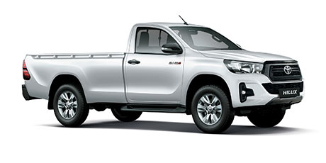 Commercial Hilux SC 2.4 GD-6 RB SRX 6AT (New)