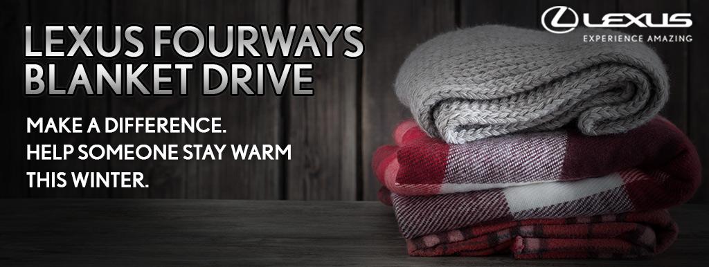 lexus-fourways-blanket-drive