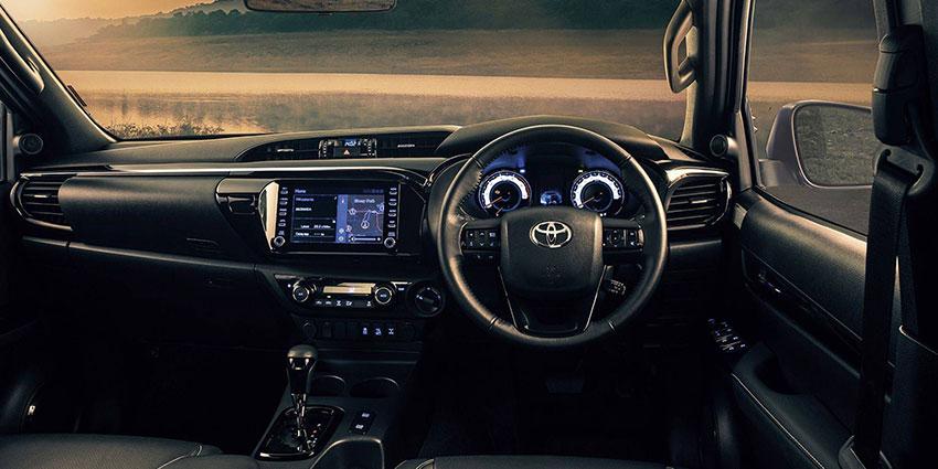 Commercial Hilux SC 2.4 GD-6 4x4 SRX 6MT (Chassis Cab)