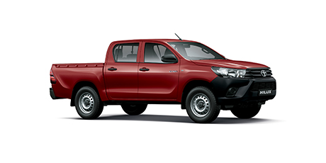 Commercial Hilux DC 2.7 VVTI RB S 5MT (New)