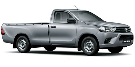 Commercial Hilux (From 16 October 2017 - 12 August 2018) SC 2.0 VVTi 5MT