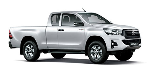 ToyotaHilux (From 16 October 2017 - 12 August 2018)