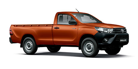 Commercial Hilux SC 2.4 GD-6 RB SR 6MT (New)