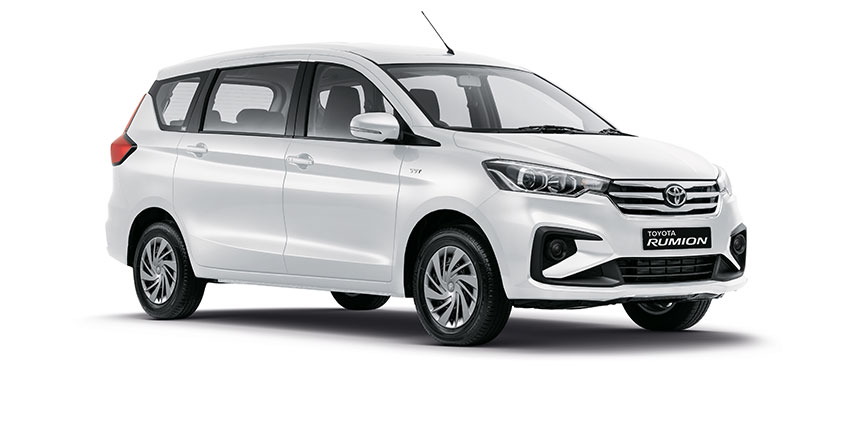 SUV Rumion 1.5 SX AT