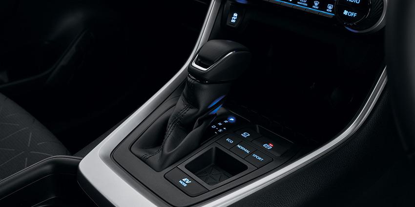 SUV RAV4 2.5 GX CVT Hybrid