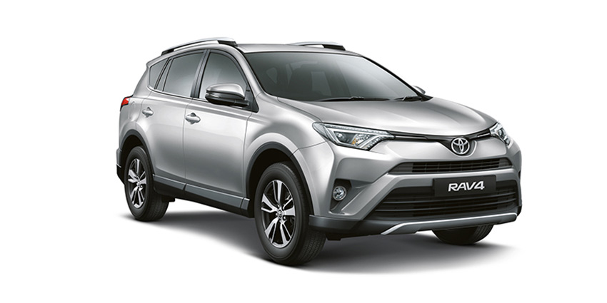 SUV RAV4 2.2D VX AT AWD