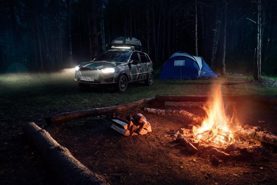 The Datsun mi-DO outdoor