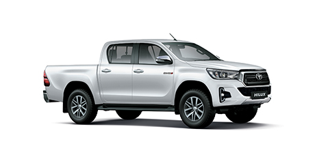 Commercial Hilux DC 2.8 GD-6 4X4 RAIDER 6MT