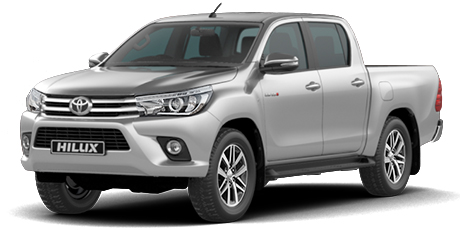Toyota CommercialHilux (From 16 October 2017 - 12 August 2018)