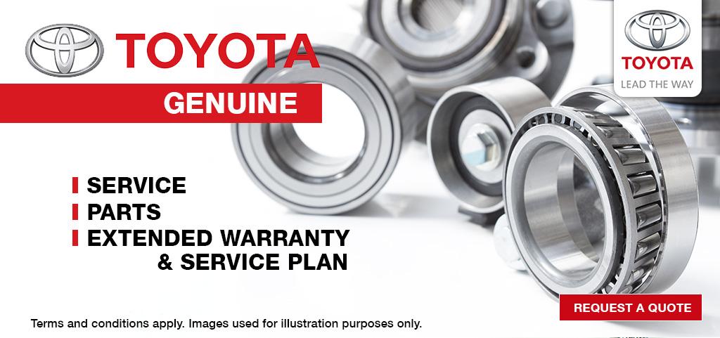 Toyota Genuine Service