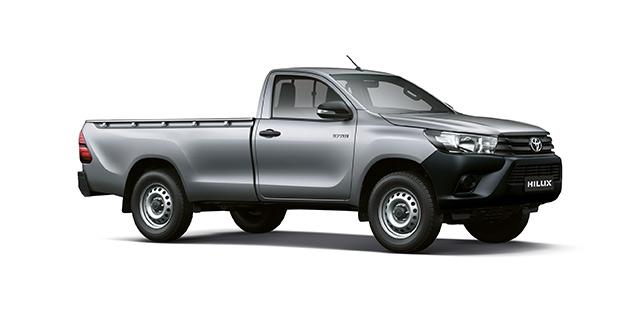 Commercial Hilux SC 2.0 VVTi 5MT A/C (Chassis Cab)
