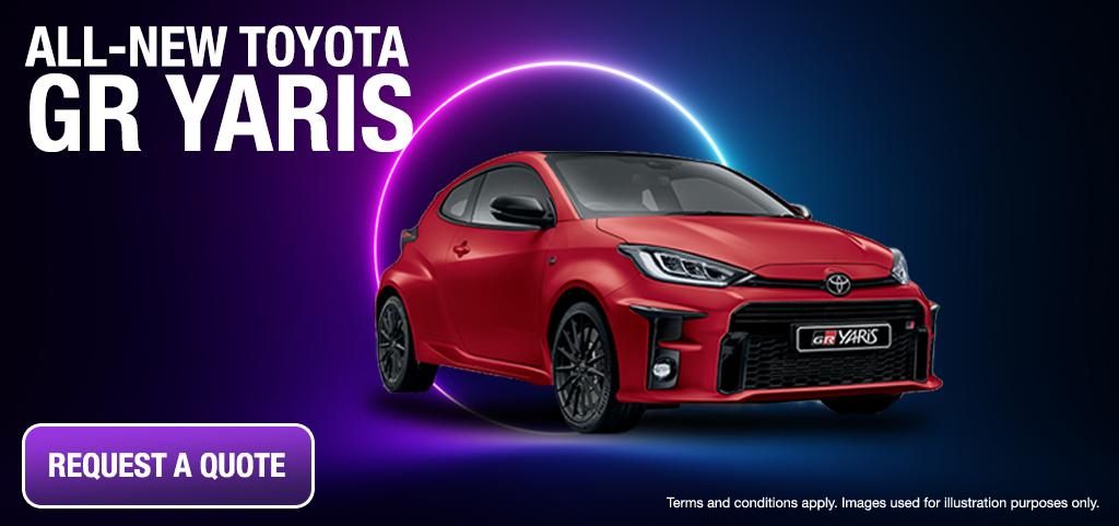 All New Toyota Gr Yaris