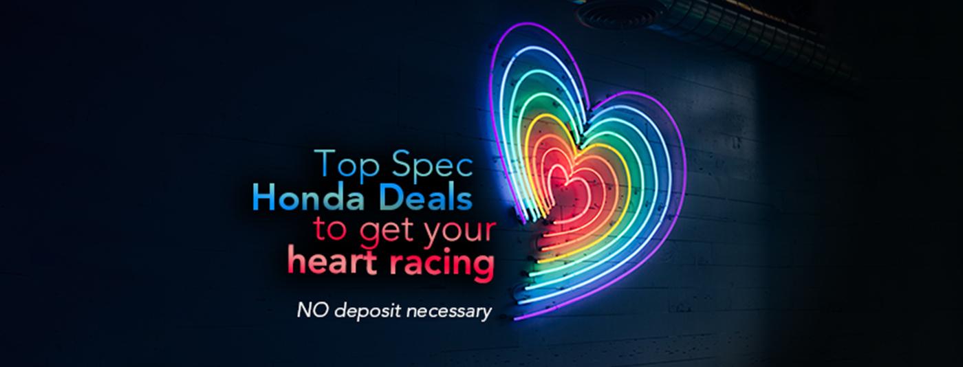 top-spec-honda-deals-to-get-your-heart-racing