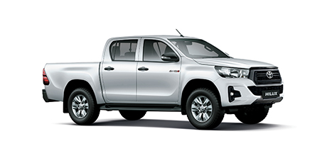 Commercial Hilux DC 2.4 GD-6 RB RAIDER 6MT