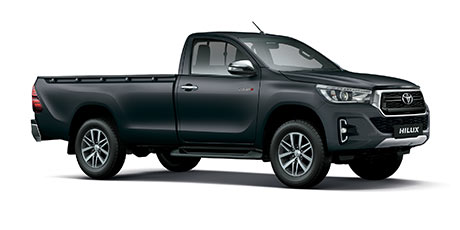 Commercial Hilux SC 2.8 GD-6 RB RAIDER 6MT