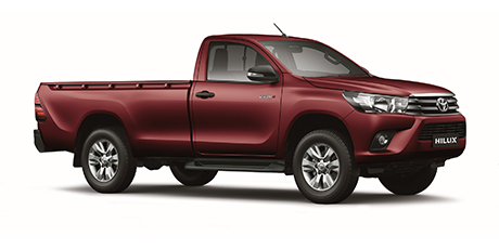 Commercial Hilux (From 16 October 2017 - 12 August 2018) SC 2.4GD6 4X4 SRX AT