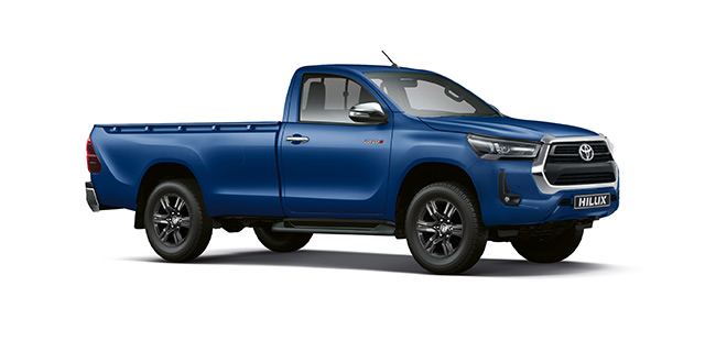 Commercial Hilux SC 2.8 GD-6 RB RAIDER 6AT