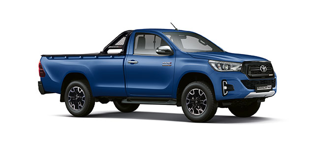 Commercial Hilux Legend 50 SC 2.8 GD-6 4x4 LEGEND 50 6MT