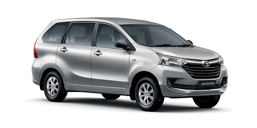 Commercial Avanza 1.3 SX 5MT