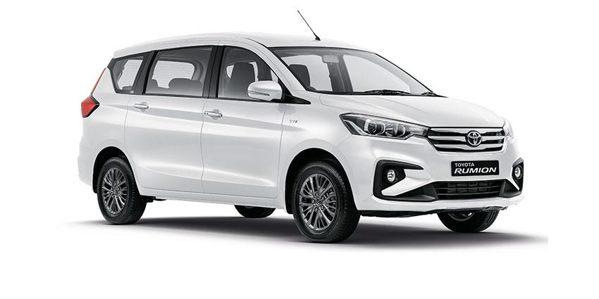 Toyota SUVRumion