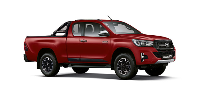 Commercial Hilux Legend XC 2.8 GD-6 4x4 LEGEND 6MT