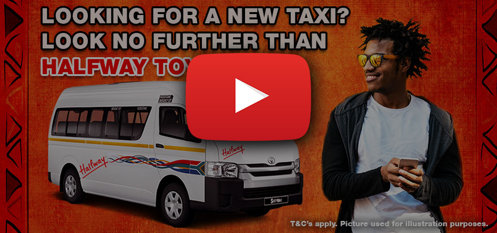 Look No Further Than Halfway Toyota For Your Next Taxi