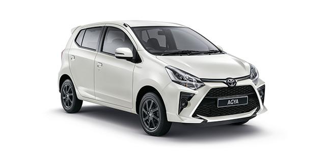Toyota PassengerAgya