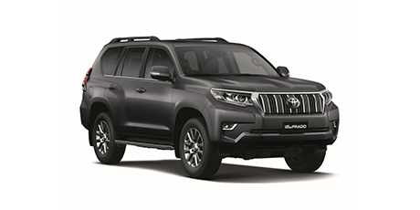 SUV Land Cruiser Prado 3.0D VX-L 5AT