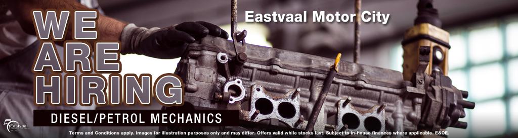 Diesel/Petrol mechanics