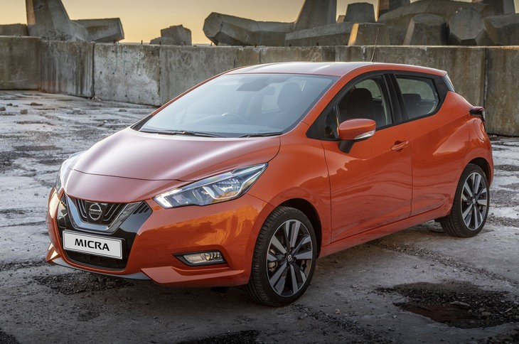 Is the New Nissan Micra Taking Over the City?